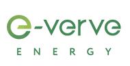 e-verve energy logo